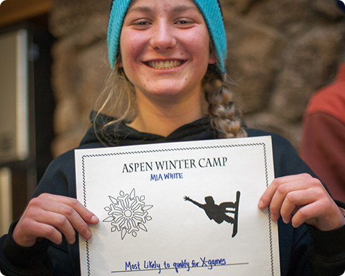Camper Awards