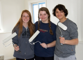 Volunteer spirit strong at Aspen Camp
